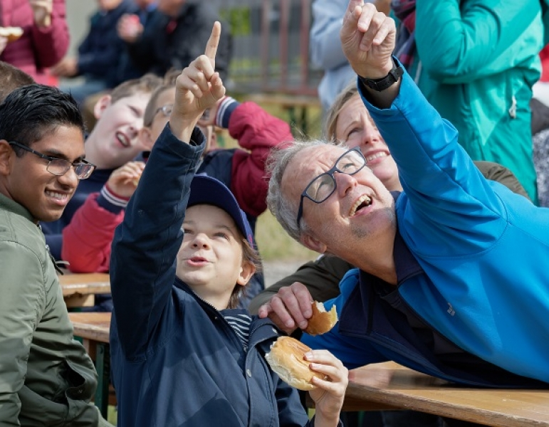 Wings For All vliegdag voor gehandicapten